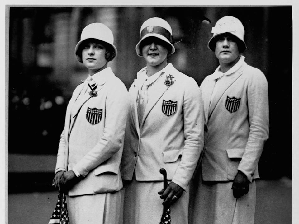 1920s olympic swimmers