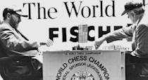 American Bobby Fischer (left) and the Soviet Union's Boris Spassky set the chess world alight at the height of the Cold War when they clashed for the world championship