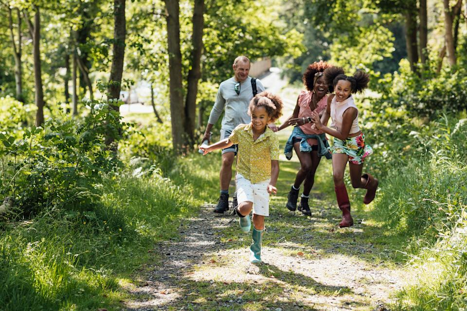 <p>Some of the places revealed to be great for people who love the outdoors</p> (iStock)
