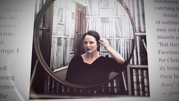 """I'll Be Gone In The Dark"" tells the story of Michelle McNamara, who died before finishing her book on the Golden State killer. (Photo: Robyn Von Swank/HBO)"