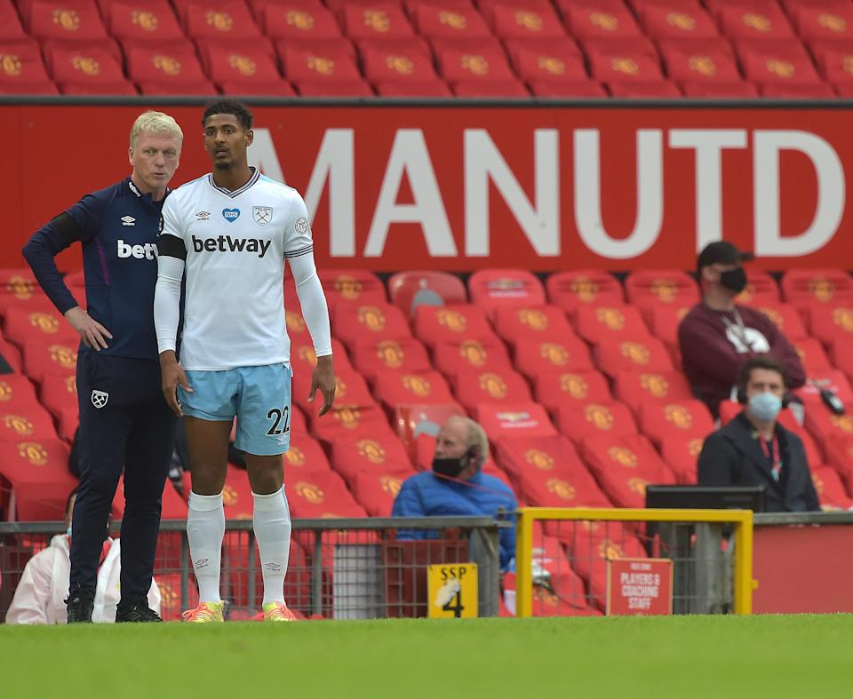 Hammers boss David Moyes is one of those to have changed his stanceWest Ham United FC via Getty Ima