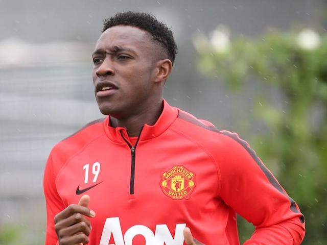 Danny Welbeck came through the United academy, only to be sold to rivals Arsenal (Getty)