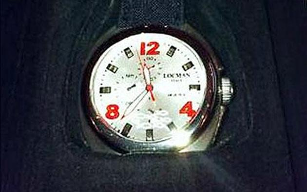 "A watch given to Prime Minister Tony Blair by his Italian counterpart Silvio Berlusconi was put on Ebay by Cherie Blair. Valued at <span class=""st"">£300 if new, </span>this Locman Mare Titanium watch sold for <span class=""st"">£98. Cherie Blair is a keen user of Ebay - she sold her husband's autograph for </span><span class=""st"">£10 (Ebay)</span><br /><br />"