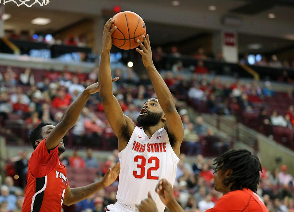 Keyshawn Woods met goal of NCAA Tournament with OSU, now for more