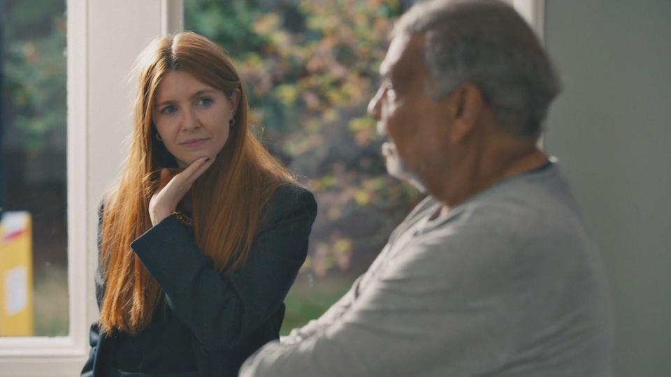 Stacey Dooley fronts DNA Family Secrets. (BBC / Minnow Films)