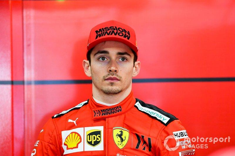 "Ferrari: Charles Leclerc renovó hasta 2024<span class=""copyright"">Mark Sutton / Motorsport Images</span>"