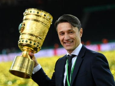 DFB Pokal: 'Trophies are important' says Niko Kovac as Croat's Bayern Munich job appears secure following domestic double