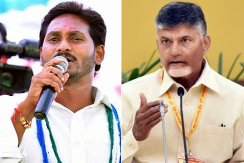 Chandrababu Naidu Likely to Return as Andhra CM, Say Exit Polls, But Jagan Gives Jolt to Kingmaker Dream