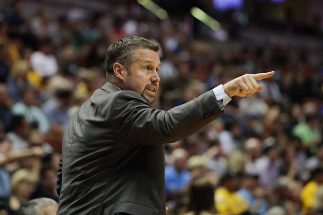 The Kings hope Dave Joerger can get the team pointed in the right direction. (AP)