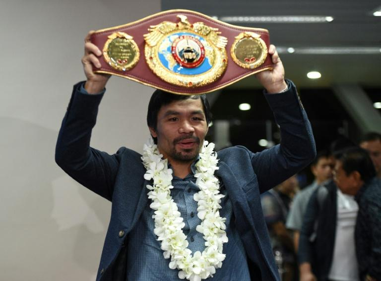 Philippine boxing icon Manny Pacquiao is to fight Argentina's World Boxing Association welterweight champion Lucas Matthysse in Malaysia in June