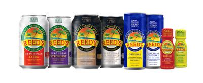 Reed's will offer first tastes of its innovations at Natural Products Expo West