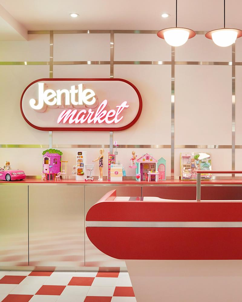 The 'Jentle Home'. (PHOTO: Gentle Monster)