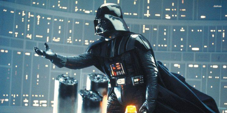 David Prowse was known for his role as Darth Vader.