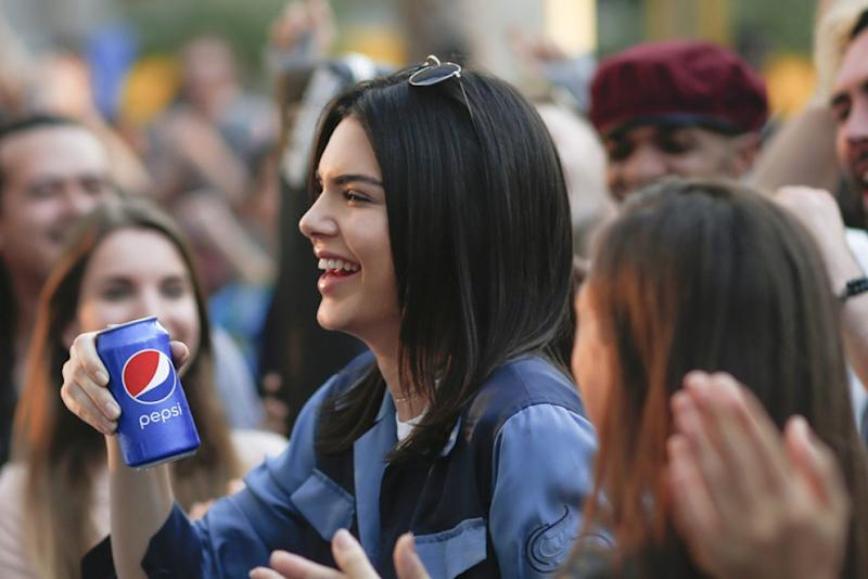 What Kendall Jenner Said Before Her Pepsi Ad Was Pulled Is Raising Eyebrows