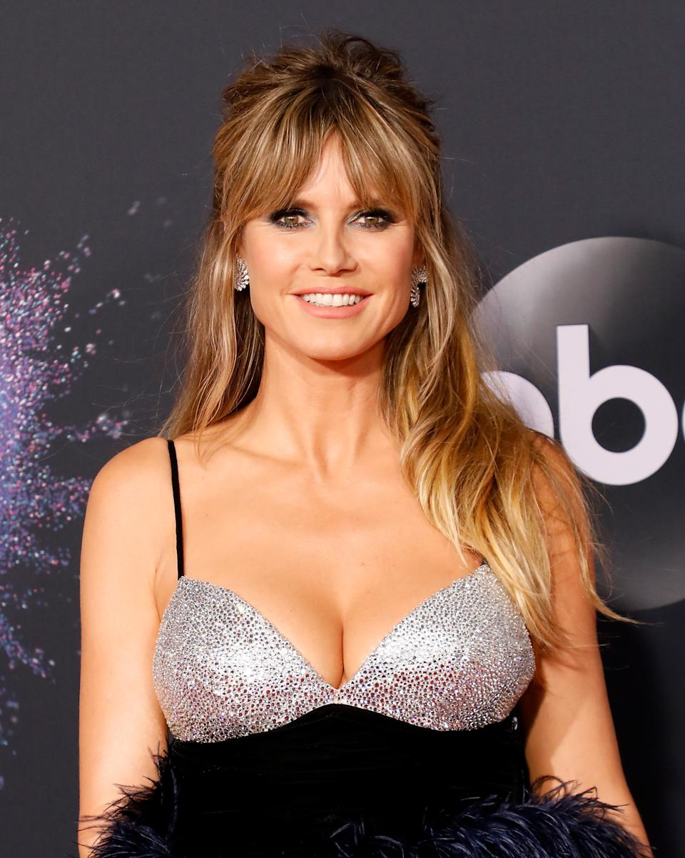 """Heidi Klum says her statements regarding America's Got Talent and Gabrielle Union were not """"meant to negate or question Gabrielle's truth."""" (Photo: Taylor Hill/FilmMagic)"""