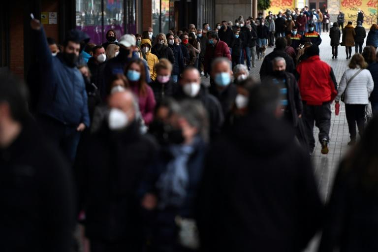 Restrictions imposed to fight the pandemic hit turnout