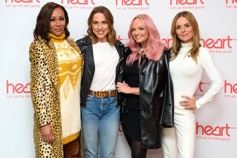1a51a8f99a3b Spice Girls add more shows to U.K. reunion tour because 'girl power' is real