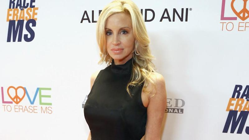 'RHOBH' Star Camille Grammer Reveals Second Cancer Diagnosis