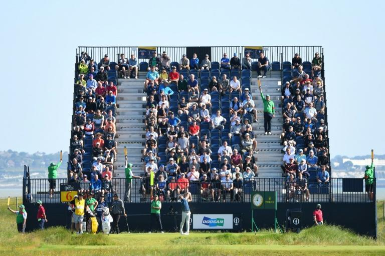 Crowds of up to 32,000 will be on course for each day of the 149th British Open