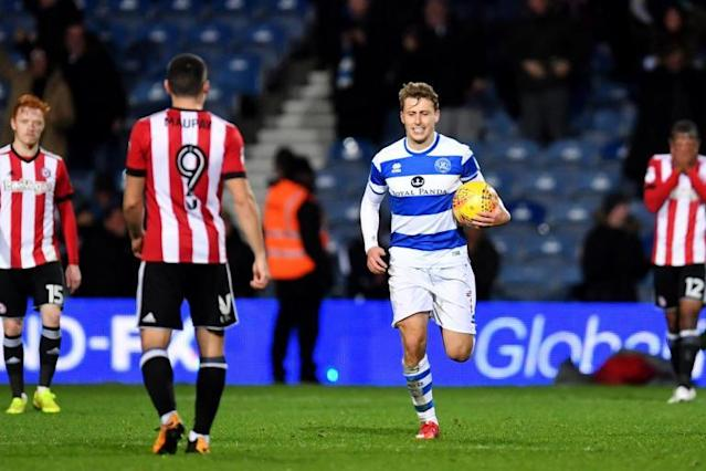 QPR 2 Brentford 2: Hosts strike twice in injury time to claim shock point at Loftus Road