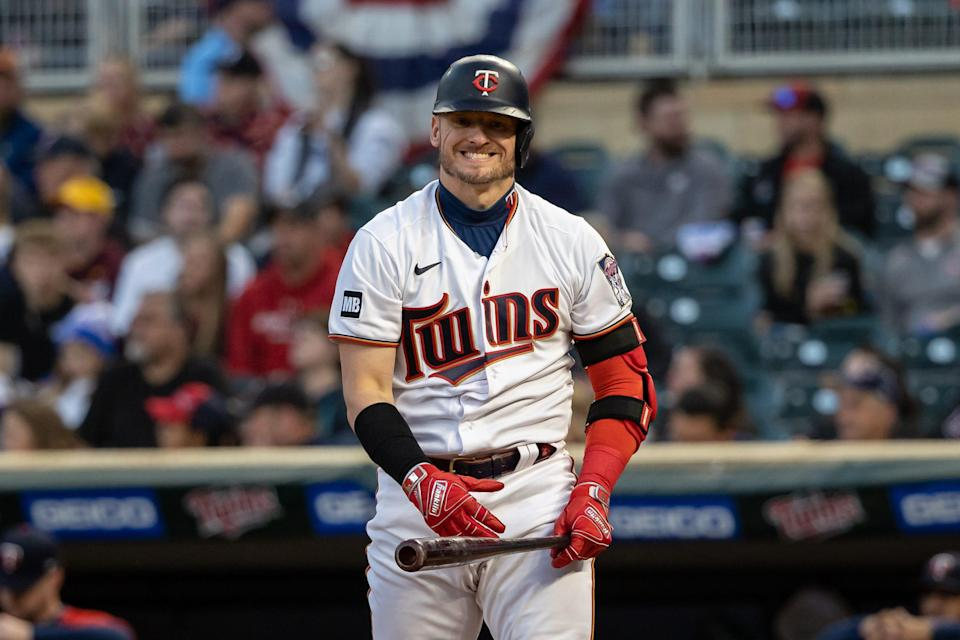 Josh Donaldson is in the second year of his deal with the Twins.