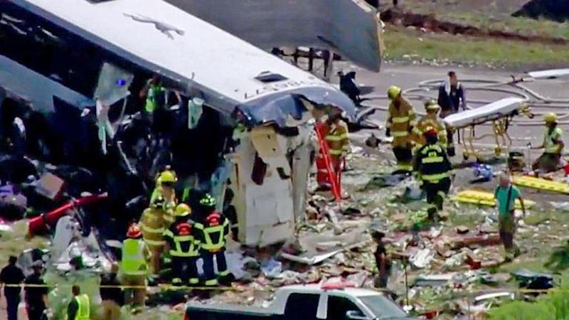 Pregnant Survivor of Deadly New Mexico Bus Crash Delivers Twins Hours Later