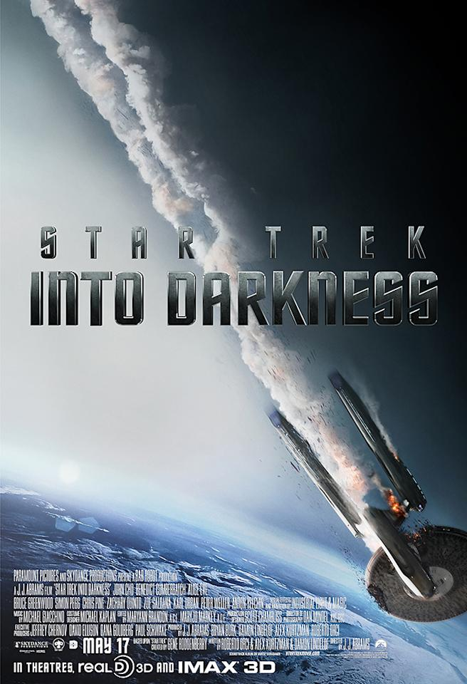 """Star Trek Into Darkness"" - 2013"