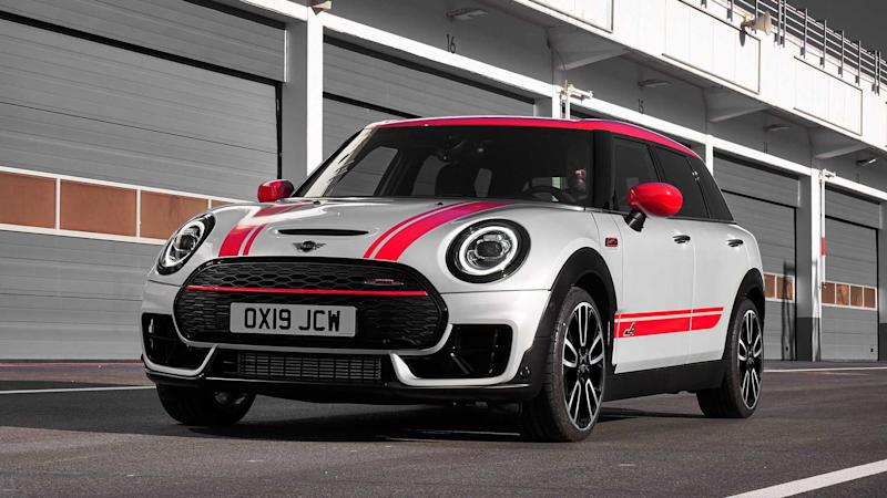 Mini John Cooper Works Clubman 2019