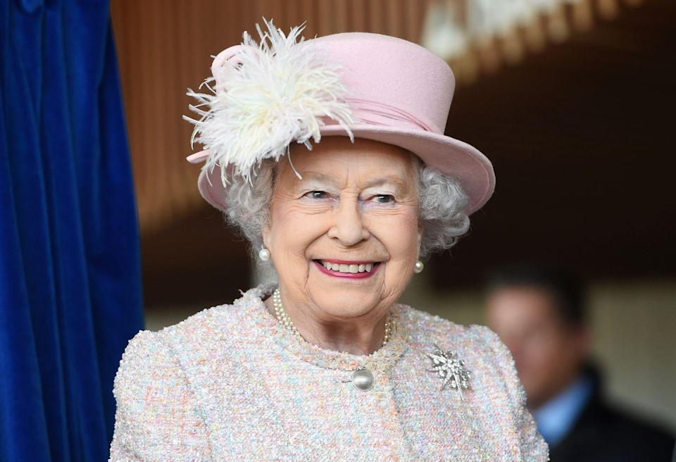 """<p>One would think that the Queen of England would be dining on the finest cuisines at all times, but <a href=""""https://www.delish.com/food/g21944796/what-royals-eat-in-a-day/"""" rel=""""nofollow noopener"""" target=""""_blank"""" data-ylk=""""slk:Queen Elizabeth enjoys a rather simple menu"""" class=""""link rapid-noclick-resp"""">Queen Elizabeth enjoys a rather simple menu</a>. For breakfast that means a bowl of corn flakes and a cup of English Breakfast tea. Every. Single. Day. </p>"""