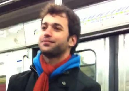 "Anthony Touma : avant ""The Voice"" il chantait dans le métro (video)"