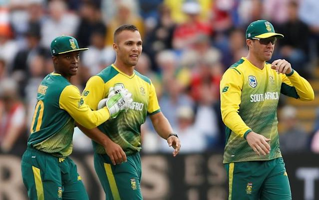 England vs South Africa - Third International T20