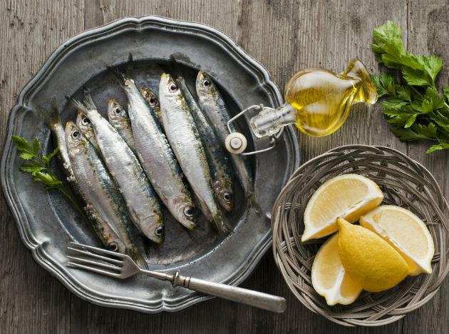 <b>Hangover food 9: Sardines</b><br><br>If you're craving something savoury, sardines on toast could be the perfect morning-after breakfast. A major cause of hangovers is an imbalance of electrolytes, and sardines are rich in many of these vital minerals, including sodium, chloride, potassium, magnesium and calcium. In addition to this, sardines are high in omega-3 fatty acids, which are great for protecting the liver as well as lifting the mood.