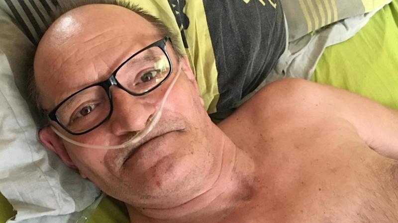 Dying Frenchman drops starvation plan to continue fight for right to die
