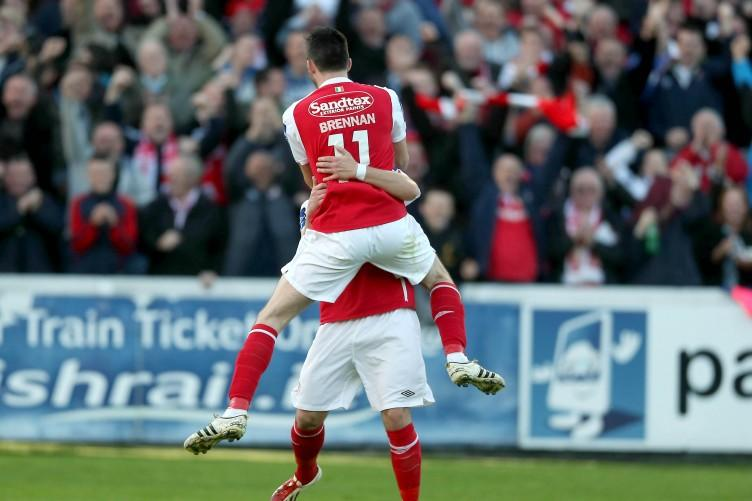 Here's the goal that inspired Pat's to their first league title win in 14 years