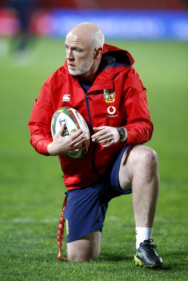 Steve Tandy says the Lions are ready to adapt to any complications caused by coronavirus