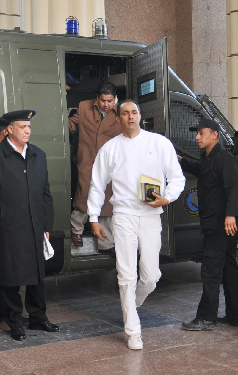 Mubarak's sons face new charges of insider trading
