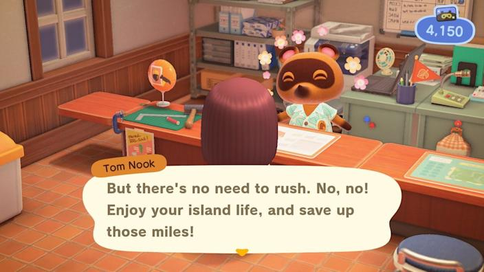 Animal Crossing Tom Nook 3