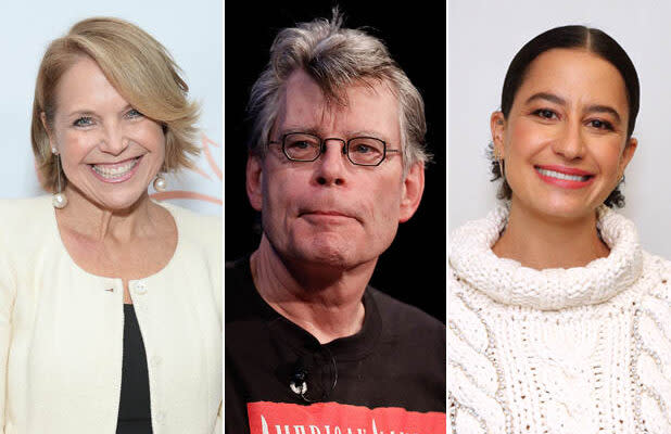 AMC Development Slate Includes Projects From Katie Couric, Stephen King, Ilana Glazer