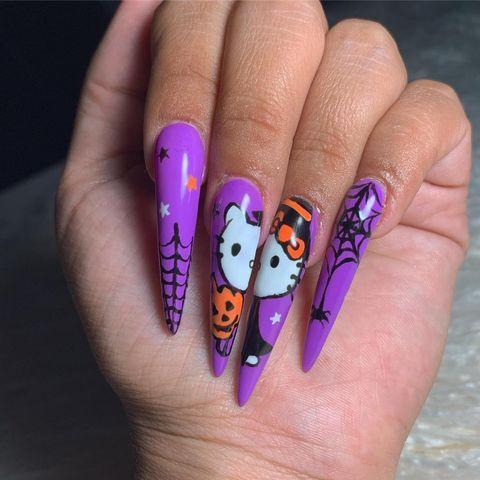 """<p>Hello Kitty might be sweet, but these razor sharp talons are anything but basic. Brave them at your own peril.</p><p><a href=""""https://www.instagram.com/p/B3eJiZCAw9t/"""" rel=""""nofollow noopener"""" target=""""_blank"""" data-ylk=""""slk:See the original post on Instagram"""" class=""""link rapid-noclick-resp"""">See the original post on Instagram</a></p>"""