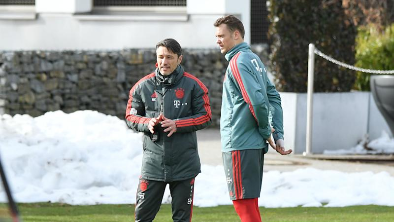 Manu is number one - Kovac has his say on Neuer-Ter Stegen feud