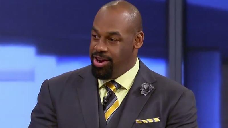 ESPN officially parts ways with Donovan McNabb, amid sexual harassment allegations