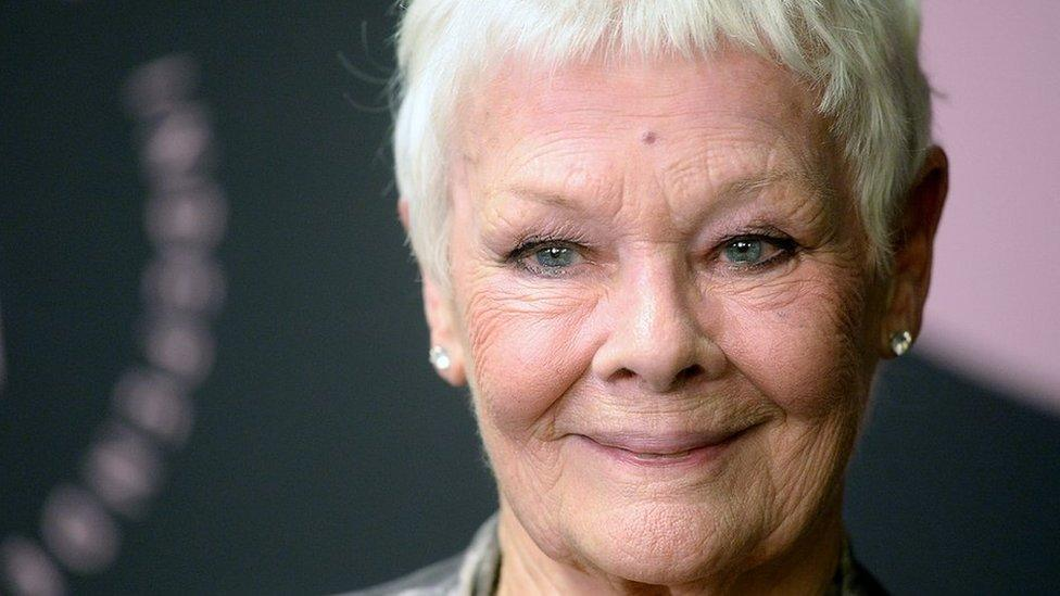Dame Judi Dench becomes British Vogue's oldest cover star ...