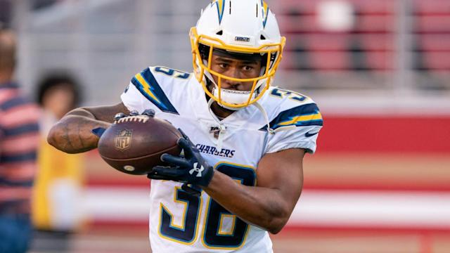 Chargers confident in Roderic Teamer filling in at strong safety