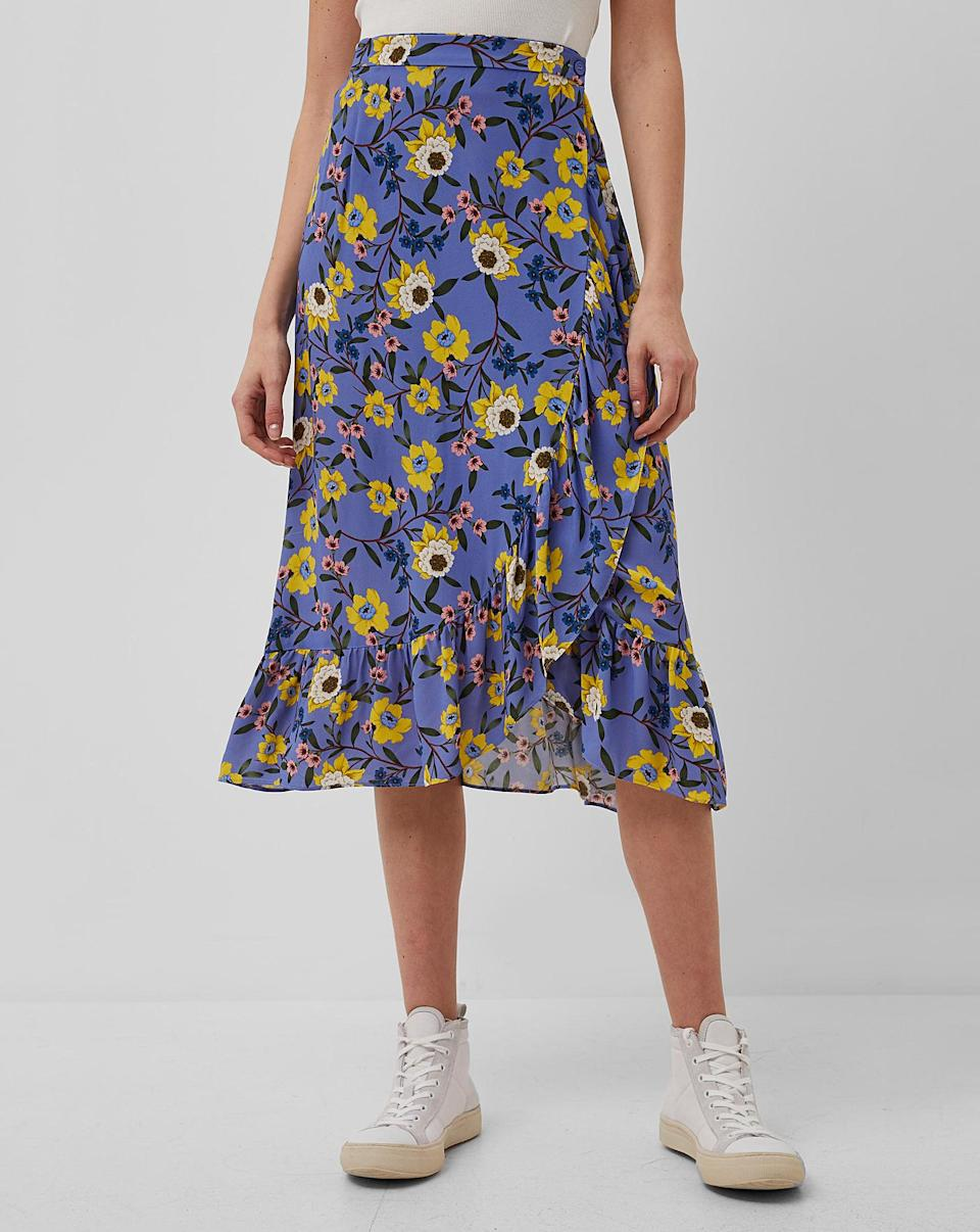 French Connection Eloise Ruffle Skirt (JD Williams)