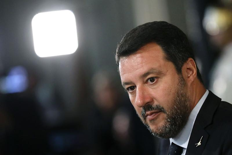 Italy Senate Panel Votes to Proceed With Trial for Salvini: Report