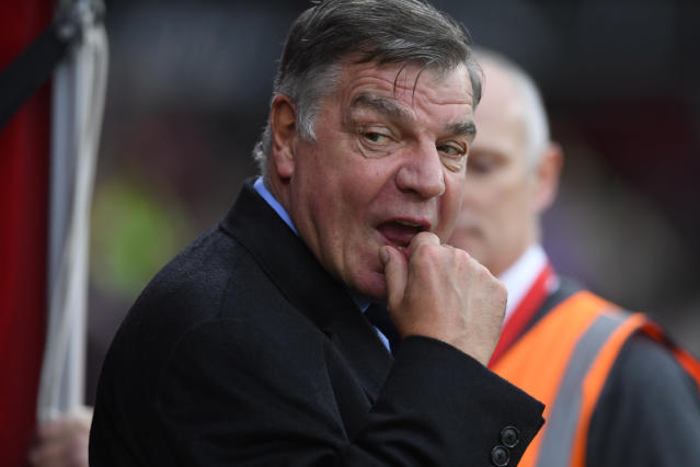 Big Sam was only ever a short-term appointment and shouldn't make long-term decisions at Everton.