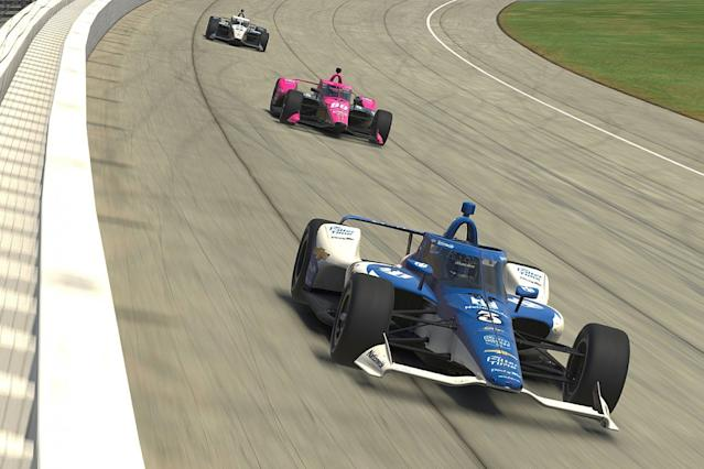 How Norris beat NASCAR aces on his IndyCar debut