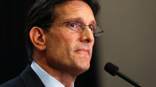 AP Eric Cantor ml 140610 16x9 608 Eric Cantors Defeat Pays Off With $1.4M Wall St. Signing Bonus