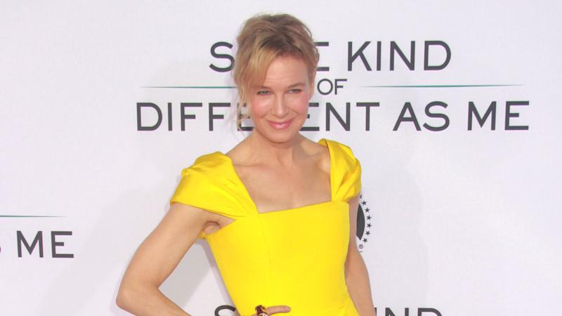 Renée Zellweger: Red-Carpet-Comeback in Signalfarbe