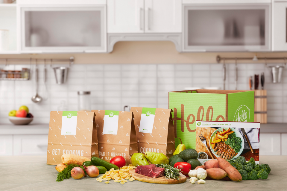 "<p>What parents really want? A night off from figuring out what's for dinner and prepping all the ingredients. A meal delivery kit is a life saver, and, in <em>Good Housekeeping</em>'s tests, parents found Hello Fresh's recipes to be blissfully easy to follow.</p><p><a class=""link rapid-noclick-resp"" href=""https://go.redirectingat.com/?id=74968X1525078&xs=1&url=https%3A%2F%2Fwww.hellofresh.com%2F&sref=https%3A%2F%2Fwww.goodhousekeeping.com%2Ffood-products%2Fg32056950%2Fbest-meal-delivery-services%2F%3Fpre%3Dfood-products%252F%26prefix%3Dg%26id%3D32056950%26del%3D%26variantId%3D%26post%3D%252Fbest-meal-delivery-services"" rel=""nofollow noopener"" target=""_blank"" data-ylk=""slk:SHOP NOW"">SHOP NOW</a></p><p><strong>RELATED:</strong> <a href=""https://www.goodhousekeeping.com/food-products/g32056950/best-meal-delivery-services/"" rel=""nofollow noopener"" target=""_blank"" data-ylk=""slk:The Best Meal Delivery Services of 2020"" class=""link rapid-noclick-resp"">The Best Meal Delivery Services of 2020</a></p>"